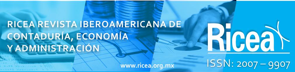 Revista Iberoamericana de Contaduría, Economía y Administración